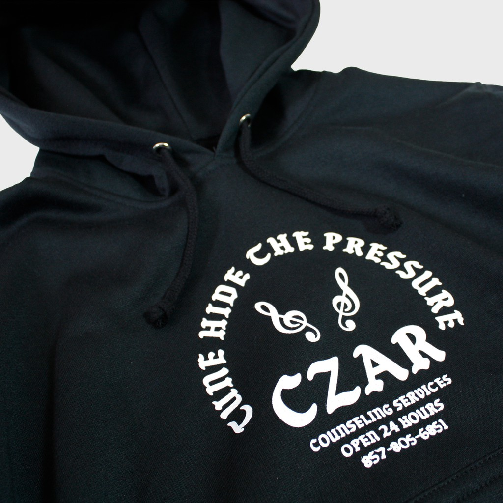 CZAR PROJECT – SWEATER – COUNSELLING